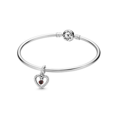 Pandora July Birthstone Gift Set  - Click to view larger image