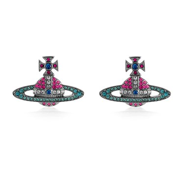 Vivienne Westwood Kika Multicoloured Earrings   - Click to view larger image