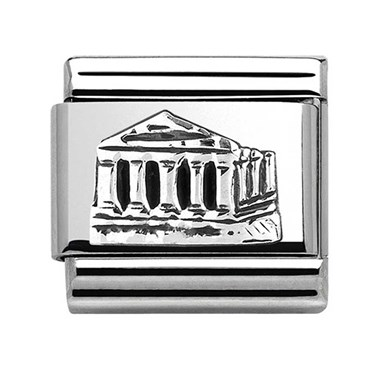 Nomination Parthenon Charm  - Click to view larger image