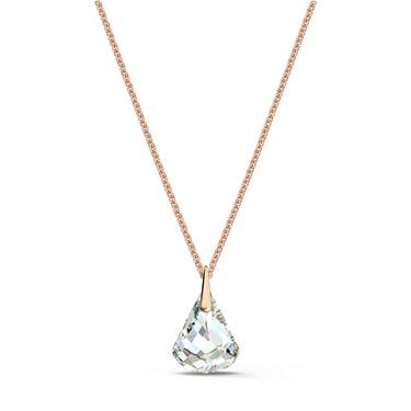 Swarovski Spirit Rose Gold Necklace  - Click to view larger image