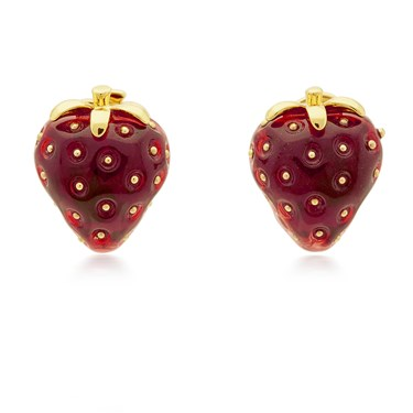 Kate Spade New York Strawberry Earrings  - Click to view larger image
