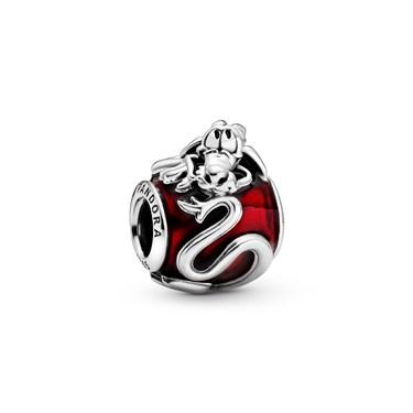 Pandora Disney Mulan Mushu Charm  - Click to view larger image
