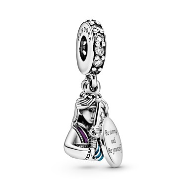 Pandora Disney Mulan Dangle Charm  - Click to view larger image