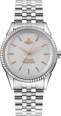 Vivienne Westwood Seymour Silver Bracelet Watch  - Click to view larger image