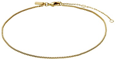 Pilgrim Gold Pallas Anklet  - Click to view larger image
