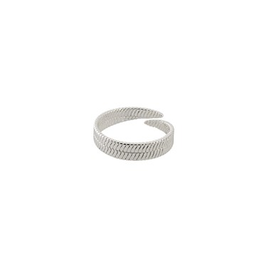 Pilgrim Silver Noreen Adjustable Ring   - Click to view larger image