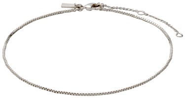 Pilgrim Silver Pallas Anklet  - Click to view larger image