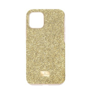 Swarovski High iPhone 11 Pro Gold Case  - Click to view larger image