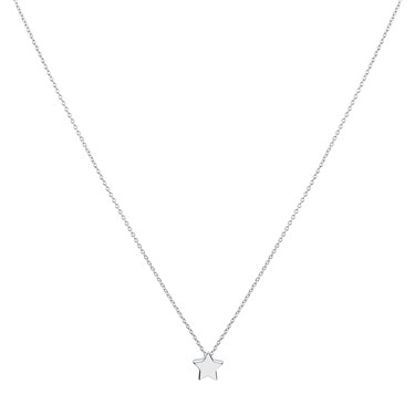 Argento Silver Star Necklace  - Click to view larger image