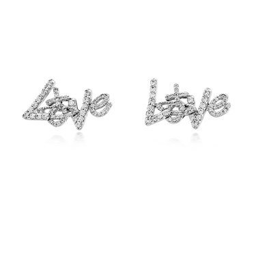 Vivienne Westwood Wilma Love Earrings   - Click to view larger image