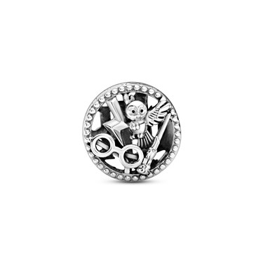 Pandora Harry Potter Openwork Charm  - Click to view larger image