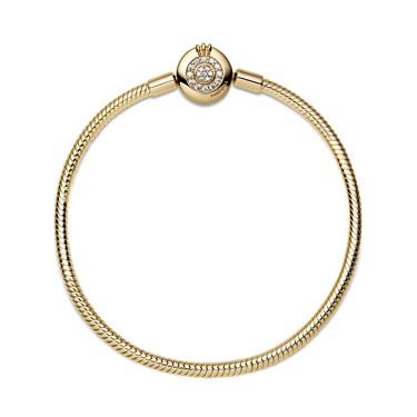 Pandora Pandora Signature Shine Bracelet  - Click to view larger image
