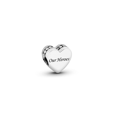 Pandora Limited Edition NHS Charm  - Click to view larger image