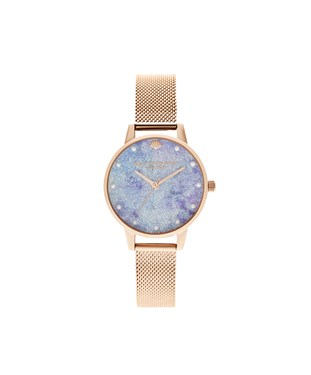 Olivia Burton Rose Gold Under The Sea Watch  - Click to view larger image
