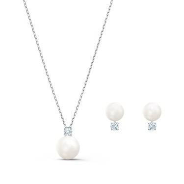 Swarovski Treasure Pearl Set  - Click to view larger image