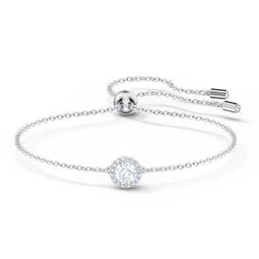 Swarovski Angelic Silver Round Bracelet   - Click to view larger image