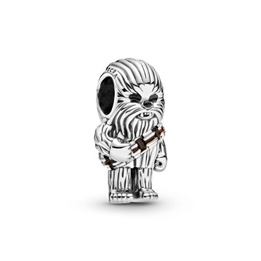 Pandora Star Wars Chewbacca Charm  - Click to view larger image