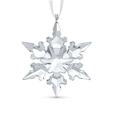 Swarovski Little Snowflake Ornament  - Click to view larger image