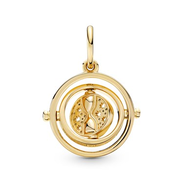 Pandora Harry Potter Spinning Time Turner Pendant  - Click to view larger image
