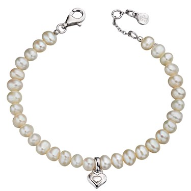 Little Star Marni Freshwater Pearl Bracelet  - Click to view larger image