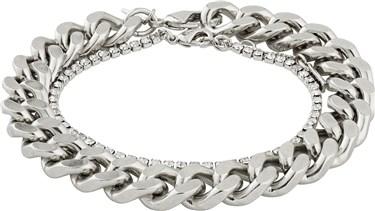 Pilgrim Silver Radiance Bracelet  - Click to view larger image