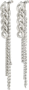 Pilgrim Silver Radiance Earrings  - Click to view larger image