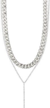 Pilgrim Silver Radiance Necklace  - Click to view larger image