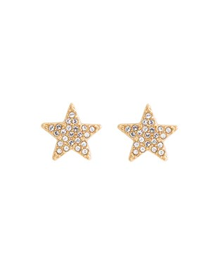 Olivia Burton Gold Star Earrings  - Click to view larger image