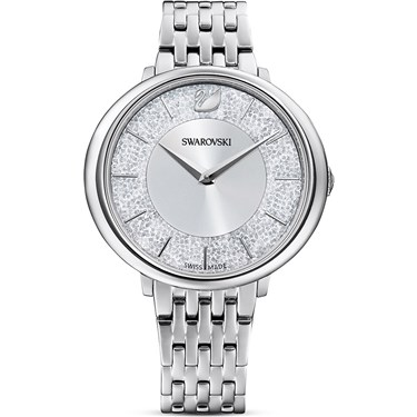 Swarovski Crystalline Silver Chic Watch  - Click to view larger image