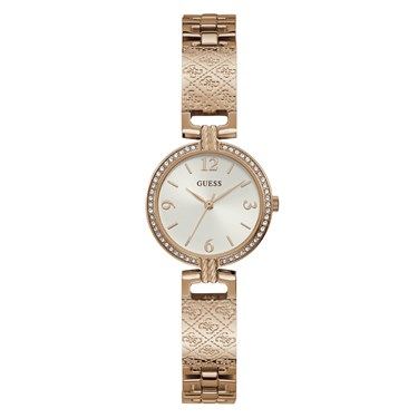 Guess Rose Gold Mini Luxe Watch 1