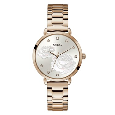 Guess Sparkling Rose Watch 1