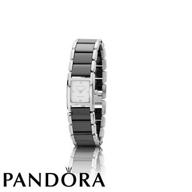 Pandora Facets Silver