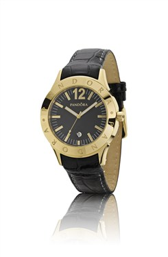 Pandora Imagine Grand Gold Bezel Watch