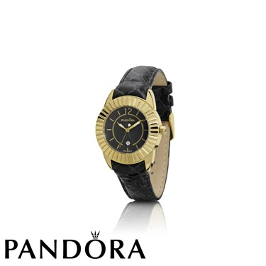 Pandora Imagine Gold Watch