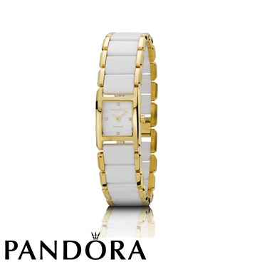 Pandora Facets Gold