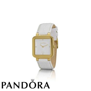 Pandora Grand Cushion Gold Watch