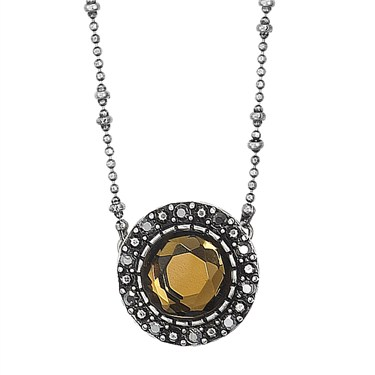 PILGRIM Brown Bohemia Necklace