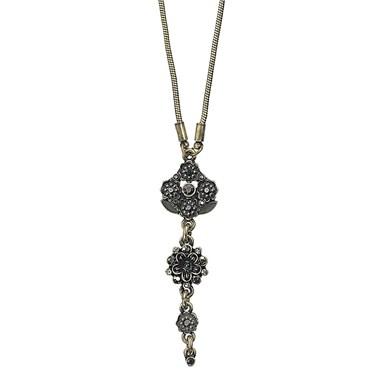 PILGRIM Expectations Drop Necklace