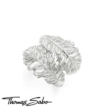 Thomas Sabo Feather Ring