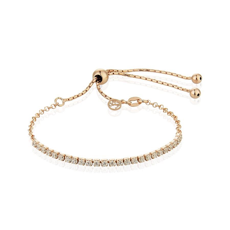 0f358935551c1f Argento Pull Friendship Bangle Rose Gold Argento Silver Pull Friendship  Bangle Argento Rose Gold Pull Friendship Bracelet