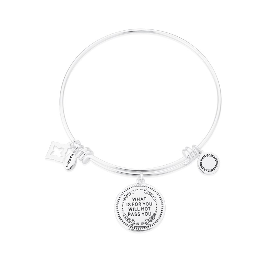 Karma What is For You Bangle 1