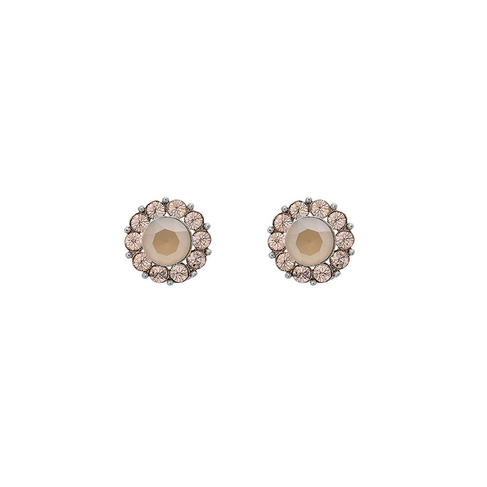 Lily & Rose Sofia Pink Oyster Stud Earrings 1