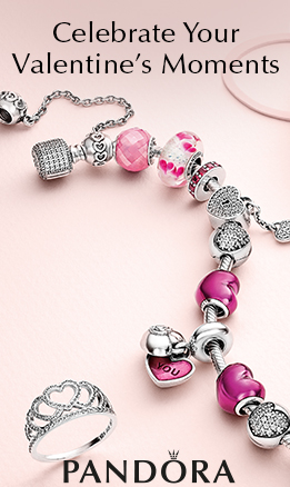 Pandora | Celebrate Your Valentine's Moments Moments