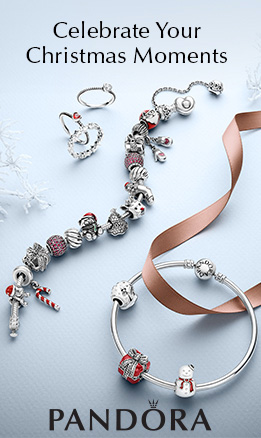 Pandora | Celebrate Your Christmas Moments