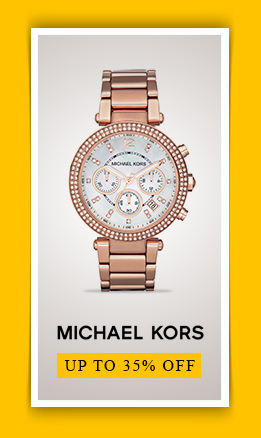 Michael Kors up to 35% off