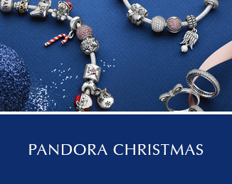 Celebrate your Christmas with Pandora