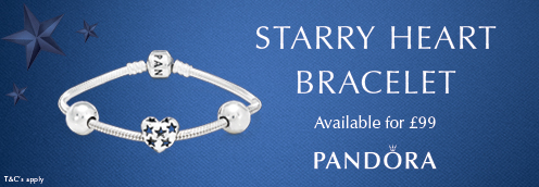 PANDORA Starry Heart Bundle Now £99
