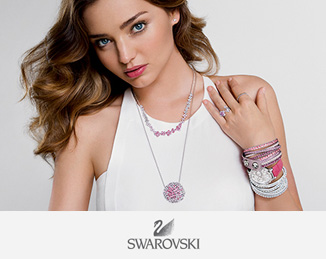 Swarovski Jewellery Available At Argento