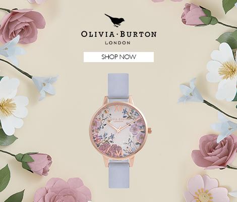 British Blooms by Olivia Burton