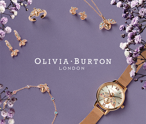 New Olivia Burton